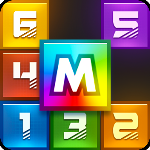 Dominoes Puzzle Science style Icon