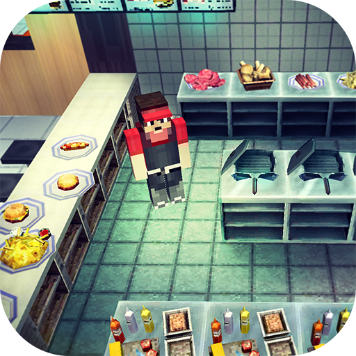 Burger Craft: ร้านอาหารจานด่วน เกมพ่อครัวทำอาหาร