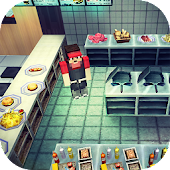 Burger Craft: Fast Food Cooking Games 3D