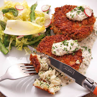 The Best Crab Cakes.