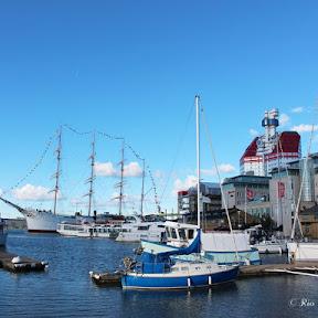 【旅の裏技】スウェーデンの湾岸都市ヨーテボリの絶景スポットを堪能!水上バスに乗って見よう!