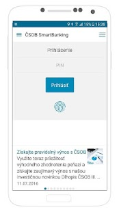 SmartBanking- screenshot thumbnail