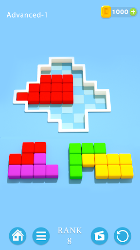 Puzzledom - classic puzzles all in one 7.9.86 screenshots 1