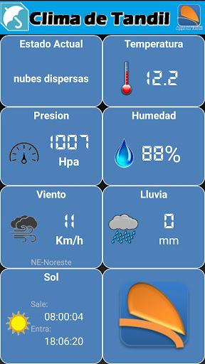 Clima de Tandil