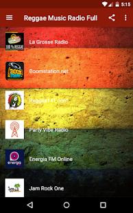 Reggae Radio Full - náhled