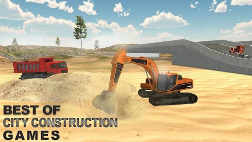 Heavy Excavator Simulator PRO  screenshots 12