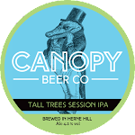 Canopy Tall Trees Session IPA