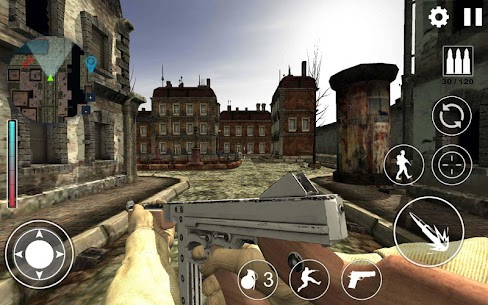 World War 2 : WW2 Secret Agent FPS Mod 1.0.8 Apk [Unlimited Money] 1