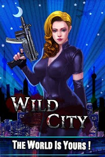 Wild City (Mafia RPG)- screenshot thumbnail