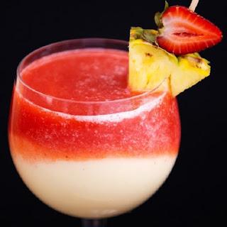 Strawberry Coconut Cream Liqueur