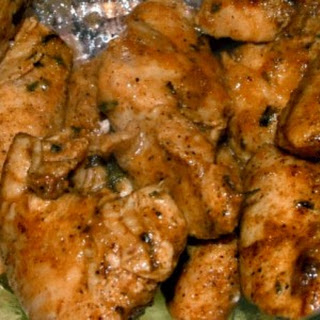 Gluten-Free, Casein-Free Spicy Lemon Chicken