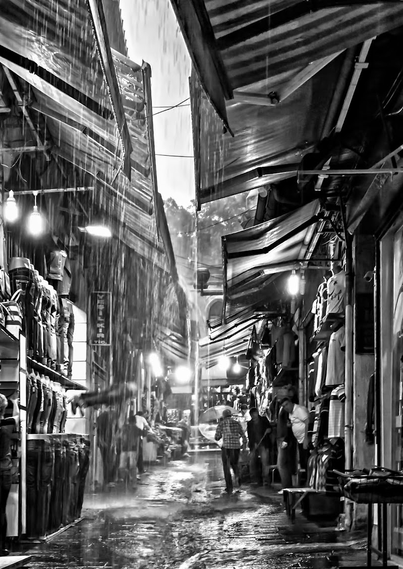Temporale ad Istanbul di CarloBassi