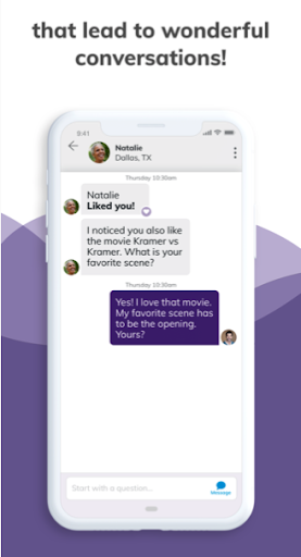 OurTime Dating for Singles 50+ 2.1.2 screenshots 6