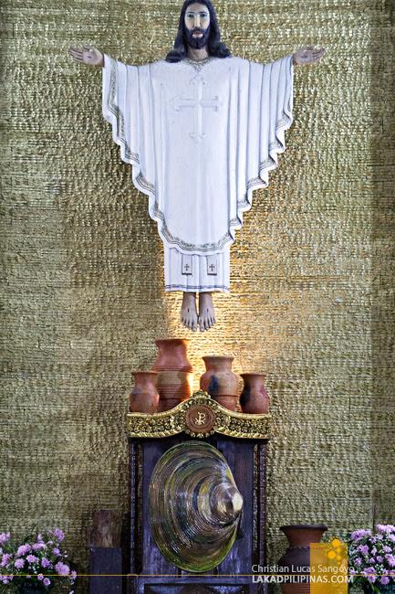 Lal-Lo Church Cagayan Retablo