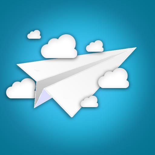 Make Paper Airplane 遊戲 App LOGO-硬是要APP