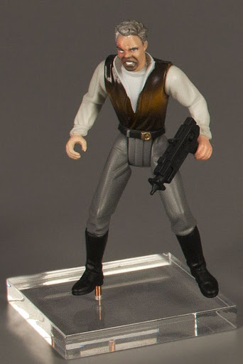 Action figure:Star Wars Power of the Force 2: Dr. Evazan - Cantina Showdown