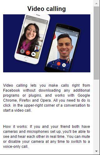 Video Calling Messenger Free