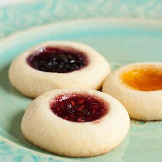 Jam Thumbprint Sugar Cookie Recipes