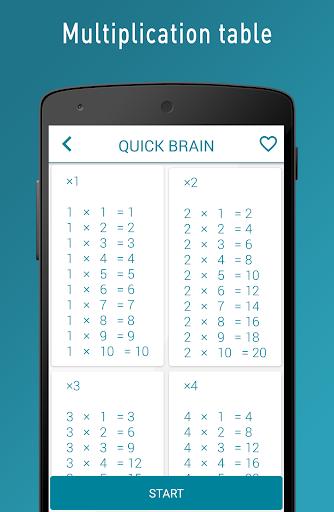 Quick Brain Mathematics - Exercises for the brain  screenshots 4