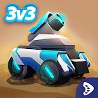 Tank Raid Online - 3v3 Battles icon