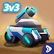 タンク3Dオンラインマルチプレイ - Androidアプリ