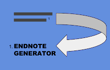 Endnote Generator Google Docs Add On