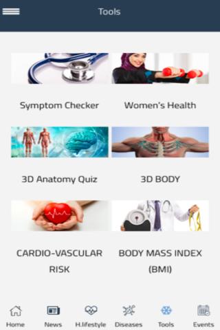 Health Encyclopedia  screenshots 4