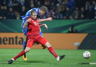 Le Bayern perd Badstuber sur blessure et n'a plus de défense