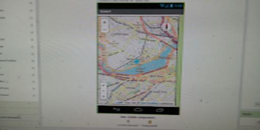 世界対応地図アプリ Webviewer対応版 screenshot 1
