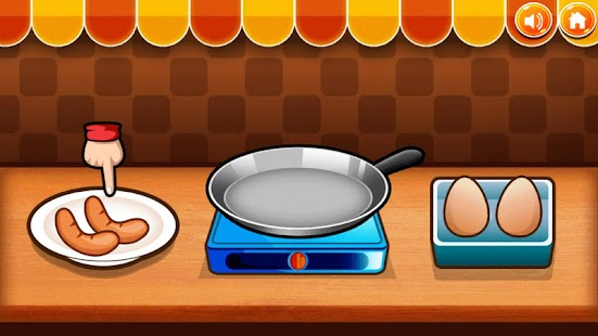 Happy Cooking Games for Kids - náhled