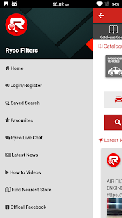 Ryco Filters- screenshot thumbnail
