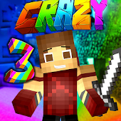 CRAZY CRAFT WAR FOR MINECRAFT