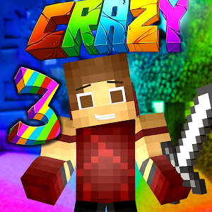 Crazy craft war for minecraft 1 1 full version android for Crazy craft free download