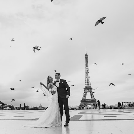 Photographe de mariage Yuliya Pyatkova (yulez). Photo du 17.10.2017