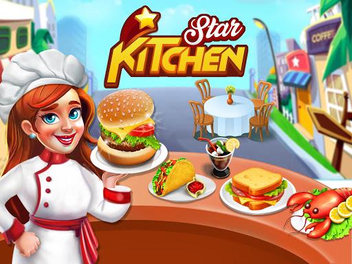 Kitchen Star Craze - Chef Restaurant Cooking Games 1.1.4 screenshots 1