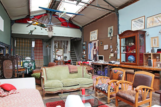Vente loft 5 pièces 259 m2