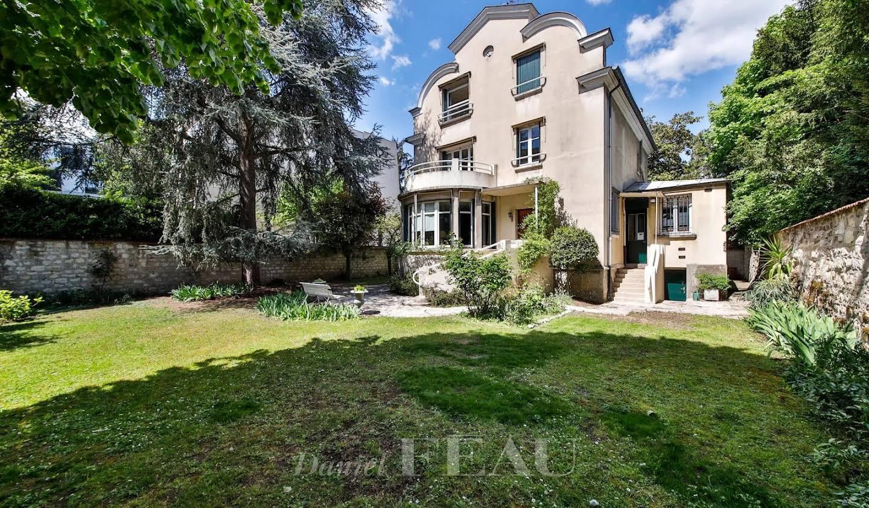 Maison avec jardin Boulogne-Billancourt