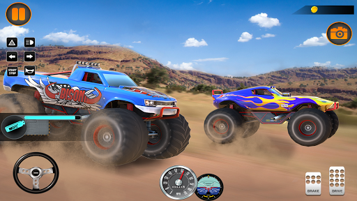 Monster Truck Off Road Racing 2020: Offroad Games 3.1 screenshots 23