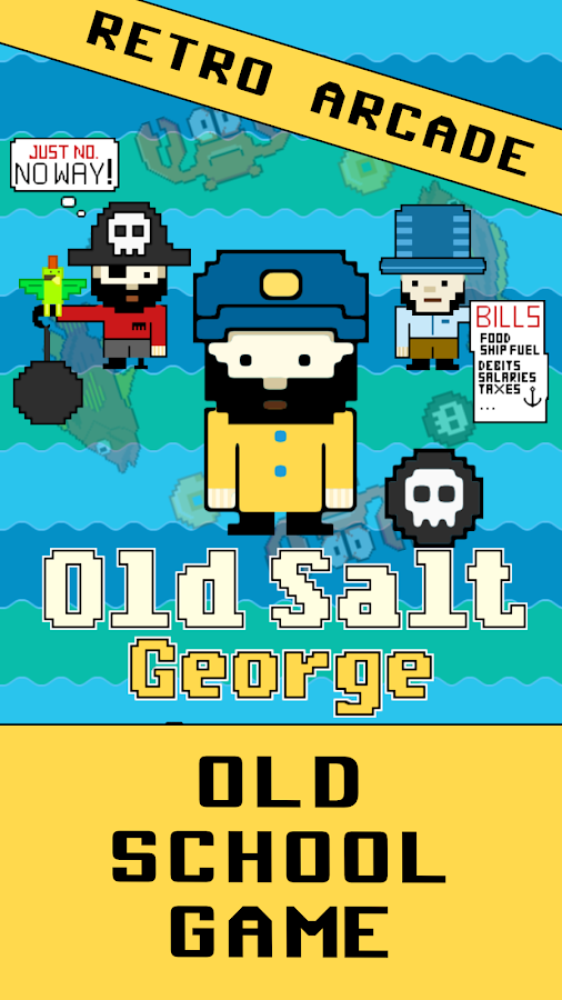 Old Salt George- screenshot