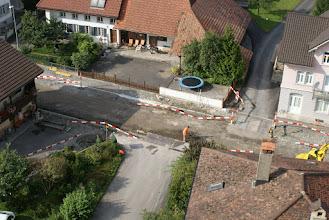 Photo: übrigens, auch die Oberdorfstrasse macht Fortschritte