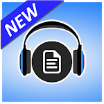 Text Voice Text-to-speech and Audio PDF Reader 6.1