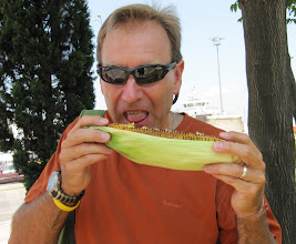 Photo: Day 104 - Rog and His Sweetcorn