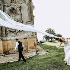 Huwelijksfotograaf Alessandro Spagnolo (fotospagnolonovo). Foto van 31.12.2018