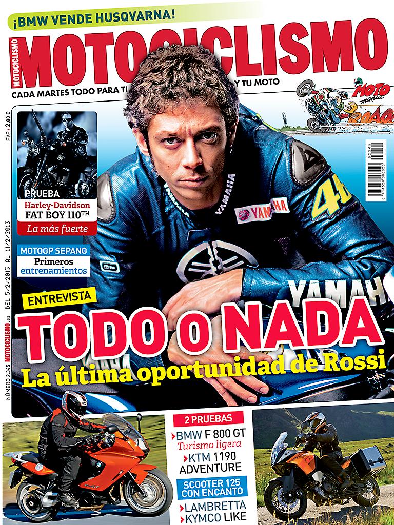 Скриншот Revista Motociclismo