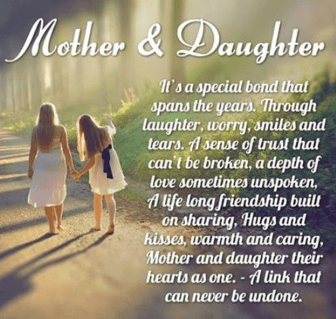 PC u7528 Mother Daughter Quotes 1