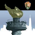 NPS Statue & Ellis