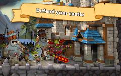 screenshot of Hustle Castle: Medieval games in the kingdom