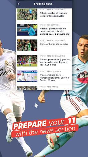 LaLiga Fantasy MARCAufe0f 2021: Soccer Manager 4.4.3 screenshots 5