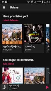 Beluva: Music Streaming - náhled