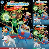 DC Super Hero Girls: Spaced Out (2017)